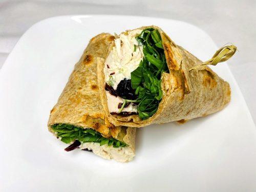 chicken salad wrap web